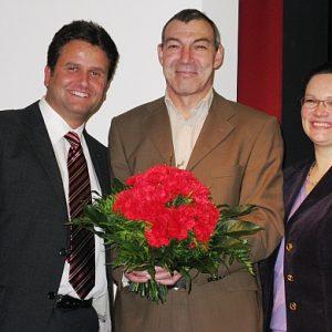 Frank Esser, Anton Schaaf, Andrea Nahles