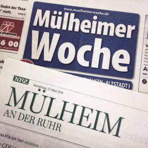Pressemitteilung der Mülheimer SPD zur Berichterstattung über den »MülheimPlan«