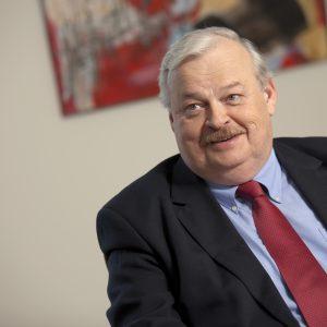 NRW-Arbeitsminister Guntram Schneider