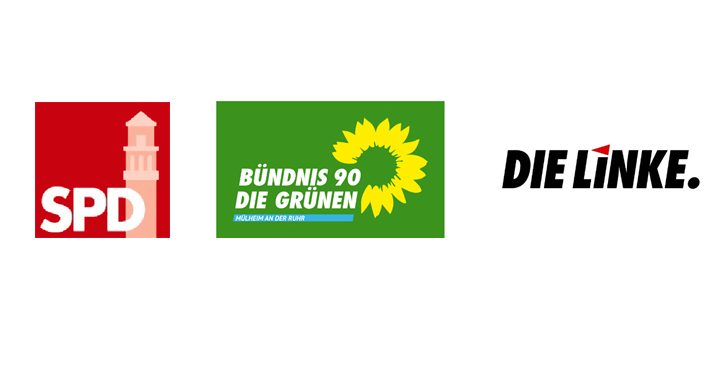 SPD, Grüne, Linke